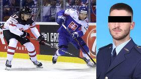 Voják Jakub (†23) spadl z balkonu při hokejovém dramatu: Údajně si tam šel ulevit!
