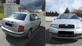 Chlapečci ze Svitav urazili ve fabii několik kilometrů v dopravní špičce: Nakonec utekli