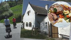 Zakázané víno, třešňové hody i šéfkuchař z vinice! Burgenlandsko nadchne gurmány