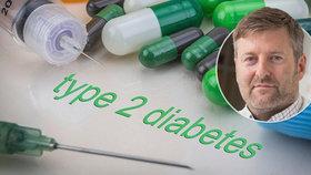 Už žádný inzulin a těžké operace? Češi se podílí na revoluční léčbě cukrovky