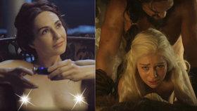 Hanbatá Hra o trůny: Nejsledovanější seriál současnosti ukázal 134 ňader, 108 minut nahoty a 7 penisů