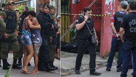 Maskovaní útočníci vystříleli bar: Zemřelo 11 lidí, z toho šest žen