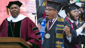 Velkorysé gesto miliardáře překvapilo vysokoškoláky. Slíbil, že jim zaplatí školné