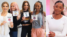 Velký návrat Spice Girls v ohrožení? Mel B údajně přichází o zrak!