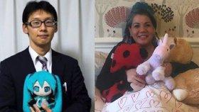 Japonec uzavřel sňatek s hologramem! Kdo si vzal peřinu, telefon, nebo dokonce Eiffelovku?