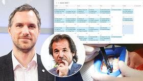 Kdy jde primátor ke kadeřnici nebo k zubaři? Hřib má svůj kalendář online, expert ho ale varuje