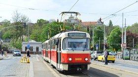 Z Malovanky na Strahov tramvají: Začne příprava nové tratě, stát bude 660 milionů