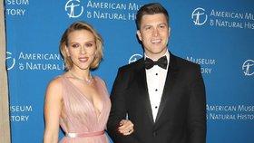 Smutná zpráva pro obdivovatele Black Widow: Scarlett Johanssonová se bude vdávat!