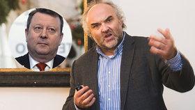 """""""Hrubý zásah do cti!"""" Odvolaný šéf galerie Fajt chce od Staňka omluvu, hrozí soudem"""
