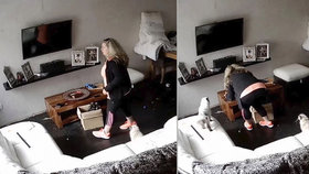 Ženu okrádala nejlepší kamarádka! Odhalila ji skrytá kamera
