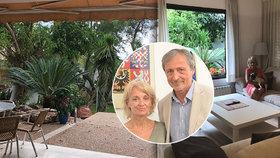 Jak si Žilková žije v Izraeli? Tři ložnice a palmy v zahradě!