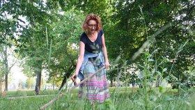 Do Stromovky s kosou! V parku proběhne už tradiční senoseč