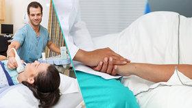 Screening štítné žlázy by měl být celoplošný a přístupný všem nastávajícím maminkám, míní odborníci (ilustrační foto.)