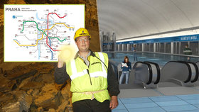 Rekord na magistrátu: Zastupitelé jednali 22 hodin, odklepli peníze na metro D