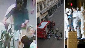 Exploze ve Francii: Po výbuchu domácí bomby 13 zraněných, podezřelý je stále na útěku
