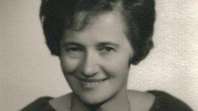 Erna Meissnerová: Život mi zachránil dozorce v koncentráku