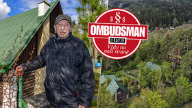Katastr chce po 88 letech přejmenovat pozemek: Za 23 tisíc! Nemáme na to, zoufá si chatař