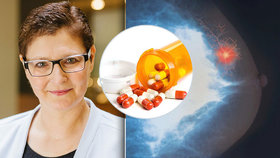 Velká úleva pro Jiřinu (49) a další pacienty po chemoterapii: Proti zvracení pomůže jediná tobolka!