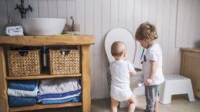 Nikdy nesplachujte vlasy ani vlhčené ubrousky! Co všechno ještě do toalety nepatří?