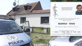 1,3 milionu pro šest dětí zastřeleného místostarosty Dražůvek: Nebezpečí trvá
