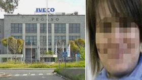 Veroničin (†32) expřítel rozeslal kolegům video, v němž s ní má sex. Matka dvou dětí se oběsila