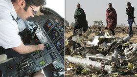 Dohady o bezpečnosti Boeingů MAX: Výrobce letadel musí zohlednit reakci pilotů