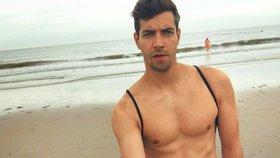 Fešák z Ordinace přiznal, že je gay. Rodině to oznámil v opilosti, ráno měl okno