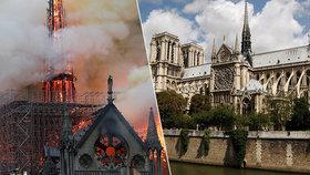 Plán na obnovu Notre-Dame: Žádný skleník, katedrála se vrátí do původní podoby