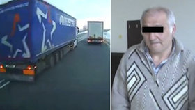 Českému kamioňákovi hrozí v Německu doživotí: Na jeho podporu vzniká petice