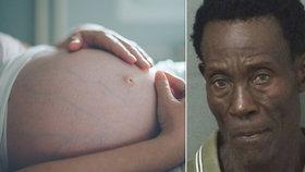Dívka (13) si stěžovala na bolest břicha: Lékaři zjistili, že je těhotná se 70letým mužem!