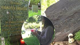 """Na hřbitově v Ďáblicích se vzpomínalo na """"světce."""" Odpočívá tu zhruba 200 obětí komunistického režimu"""