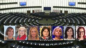 Ženská síla v europarlamentu: Poslankyň bude rekordní počet, Česko jich vyšle sedm