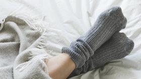 6 skvělých tipů, jak doma využijete liché ponožky