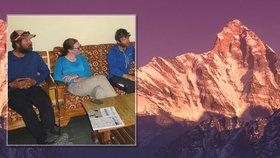 Dalších osm mrtvých v Himálaji? Pilot vrtulníku viděl těla