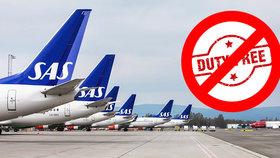 Konec nákupů voňavek a alkoholu v letadlech. SAS ruší na palubě duty-free prodej