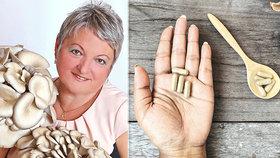 Život Terézii ničilo revma, stala se invalidní: Pomohly až léčivé houby!