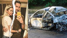 Miliardářská dcerka Rezešová zabila 4 lidi za volantem: Rozchod?