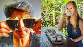Cévám neublíží ani 25 káv denně: Nová studie jde proti varování expertů