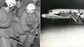 Po zuby ozbrojení mladíci a dívky vpadli do letadla: Pistole, revolver, nůž i šroubovák použili místo pasů