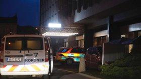 Tragédie v Karlíně! Kluk (†18) nepřežil pád z okna hotelu