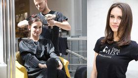 Finalistky České Miss před odletem na Krétu: Zkrátit a zesvětlit!