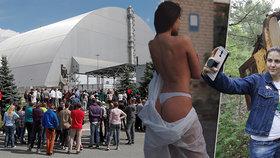 Modelka se fotila polonahá v Černobylu: Šok a zhnusení, schytala to i od tvůrců seriálu
