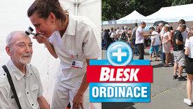 Blesk Ordinace v Praze: 31 nádorů kůže! Rakovina se mi vrátila, zjistil Karel (83)