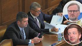 """Hlasování o nedůvěře vládě ANO a ČSSD asi podpoří i STAN. """"Smysl to má,"""" tvrdí Fiala"""