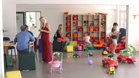 Prázdná školka na Barrandově je minulostí: Nahradilo ji moderní kulturní centrum