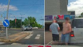 """Experti roku: """"Řidič"""" (17) předvedl přestupek a prohodil se s otcem přímo před kamerou"""