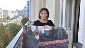 Marta Kubišová o revoluci 1989: Přišel za mnou Vetchý, že mě Havel potřebuje