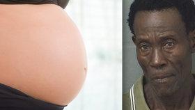Teenagerka (13) otěhotněla se 70letým mužem. Skončil ve vězení a nesmí se s ní stýkat