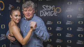 Zákeřný šéf z Případů 1. oddělení Hanuš: Bude tančit ve StarDance!