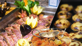 Cesta kolem světa na Andělu: Gurmánské akce představí barevné chutě Portugalska i Tuniska